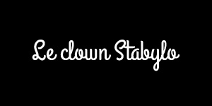 Le clown stabylo